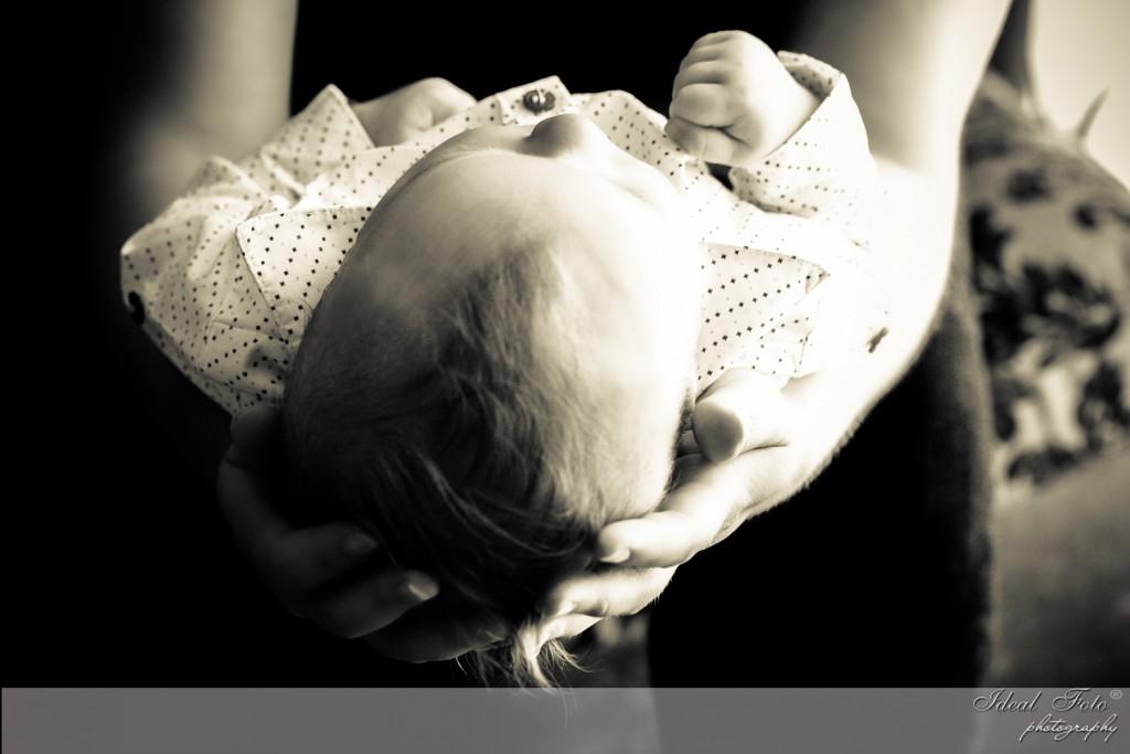 sedinta foto bebelus