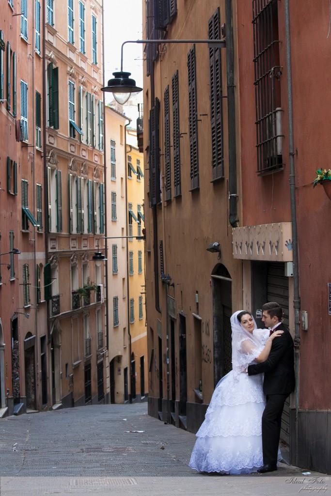 Sedinta foto Genova, Italia