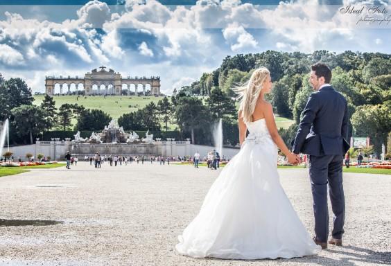 sedinta foto nunta Viena
